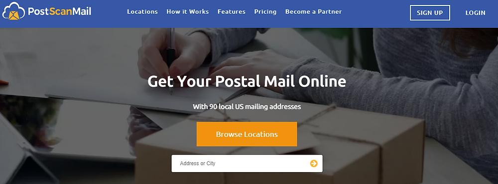 postscan mail virtual mailbox services