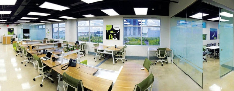 Endeavor Spaces office florida