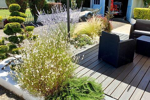 terrasse bois gris anthracite