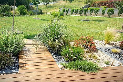 Terrasse bois - Ponton bois mélèze
