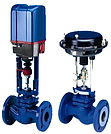 Electric & Pneumatic Control Valves
