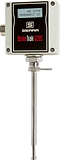 Thermal Flow Meter for Gas