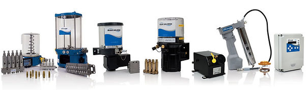Lubrication System for Oils & Greases