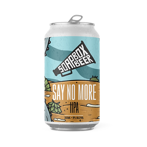 Soapbox Beer SayNoMore IIPA Can.png
