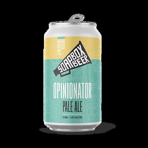 Soapbox Beer - Opinionator Pale Ale Web.