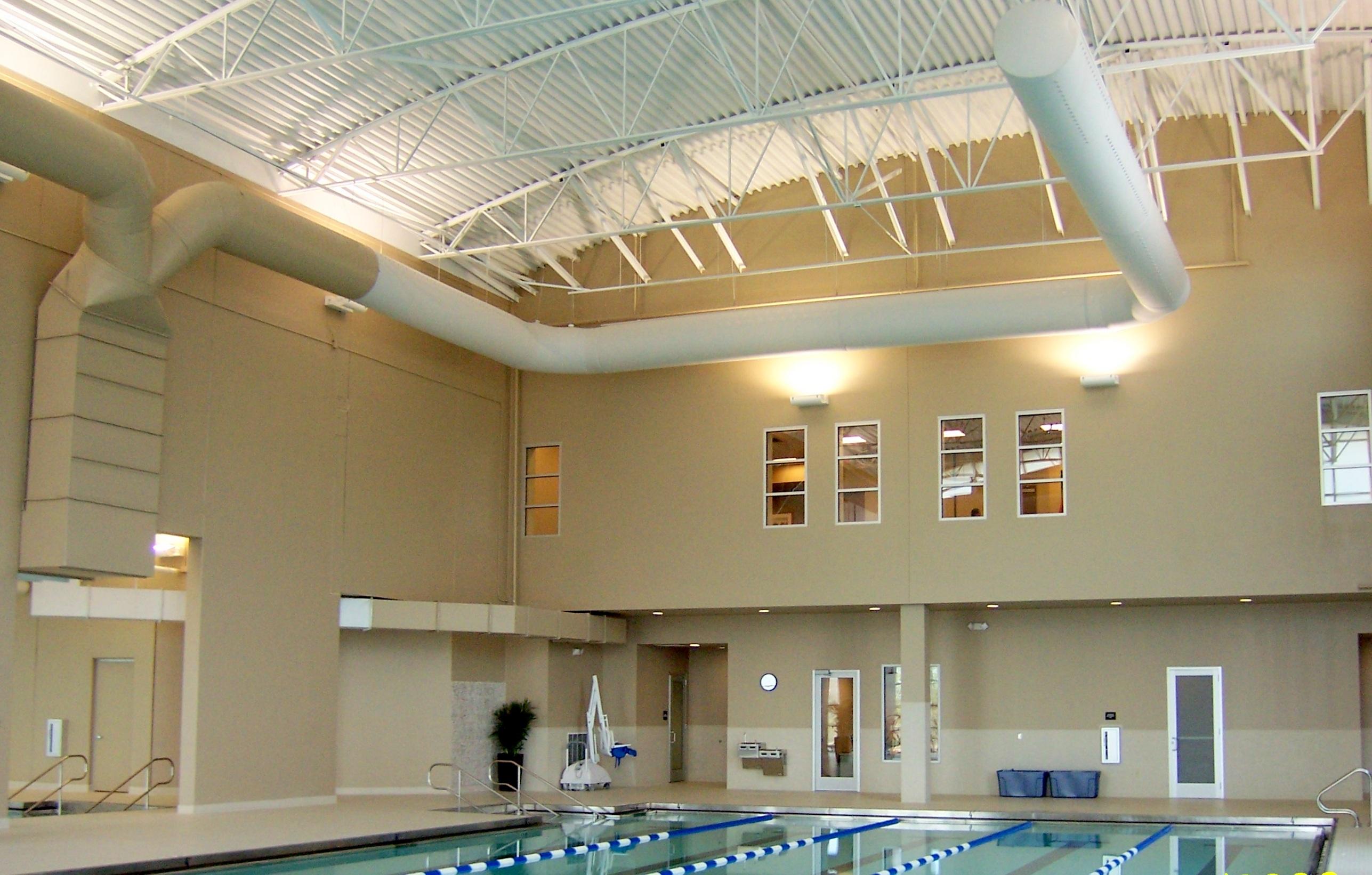 Healthridge Fitness, Olathe, KS