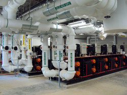 Chilled & Heating Water Pumps