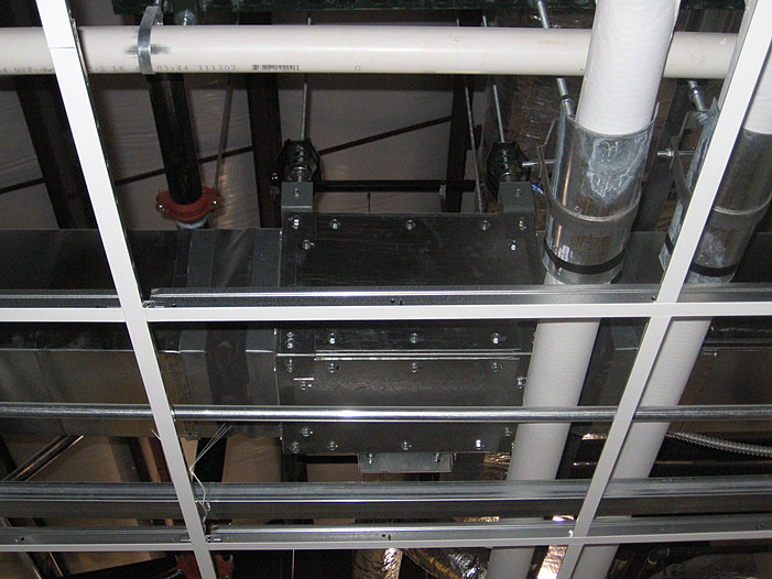 Hvac Design Build Construction Sheet Metal Piping Heating