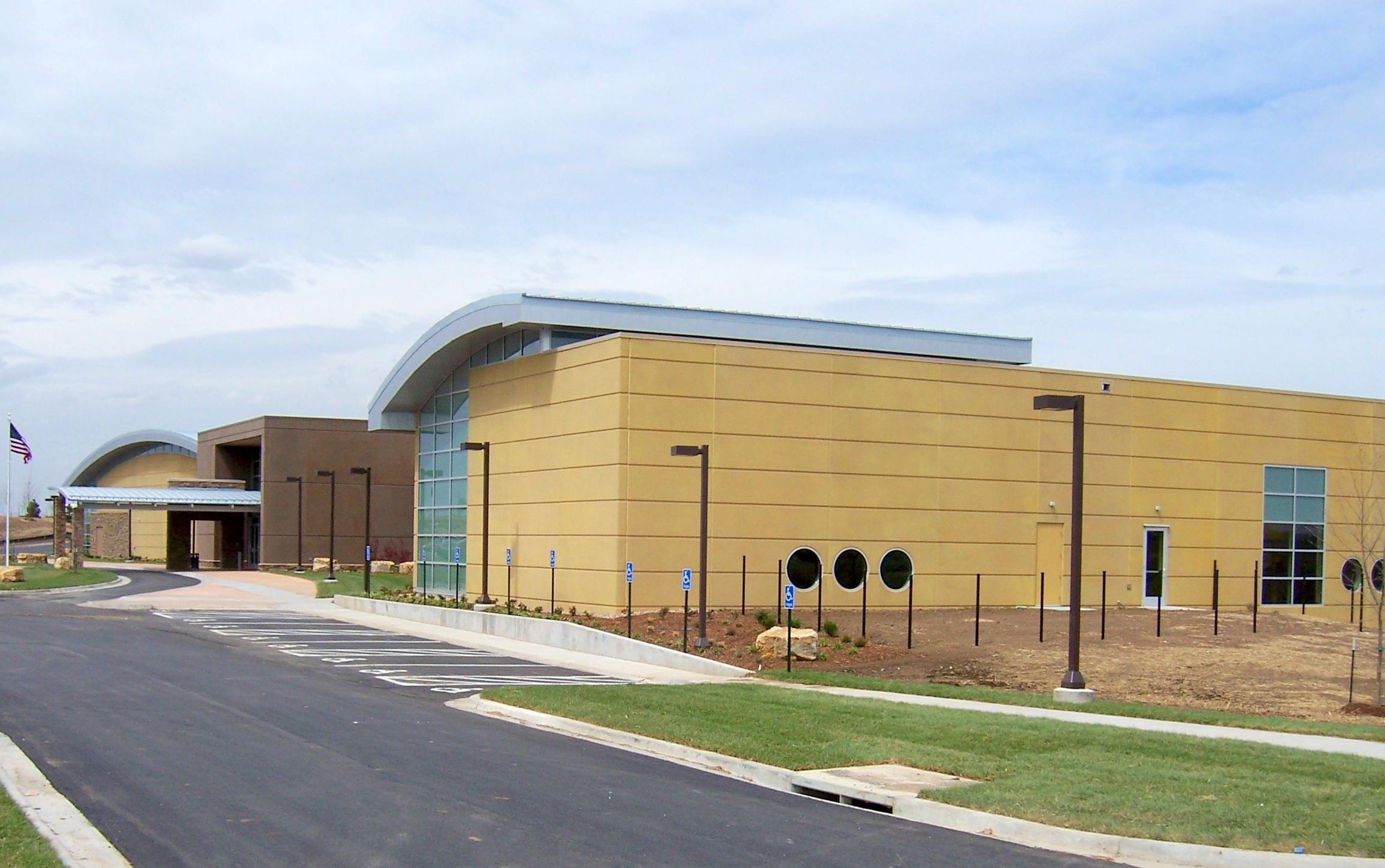 Healthridge Fitness Center