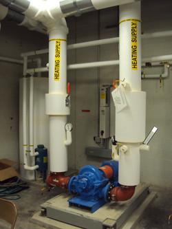 Heating Hot Water Pump