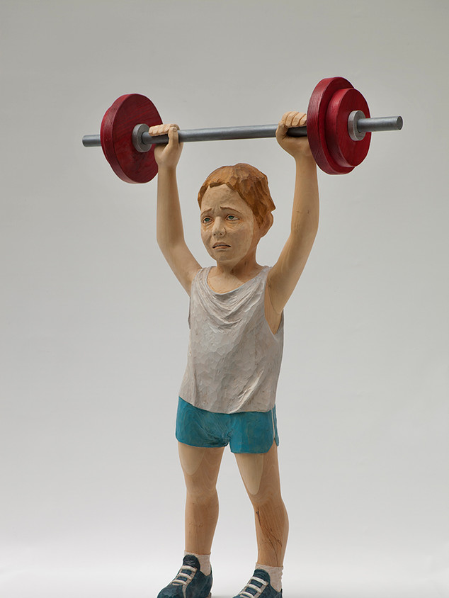 The Weight Lifter