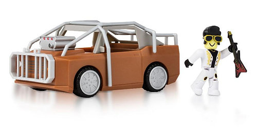 Roblox Series 3 Action Figure with Vehicle - The Abominator