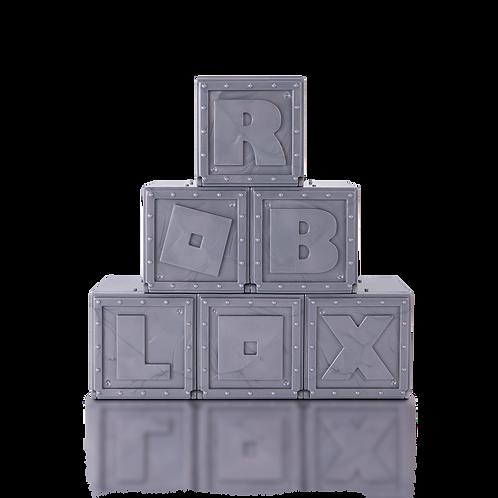 Набор из 6 коробочек (без совпадений). Серия 1