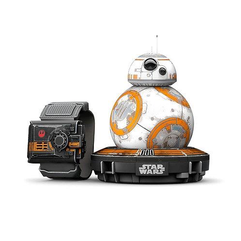Комплект — робот игрушка Sphero Star Wars BB-8 Special Edition (дроид) и браслет