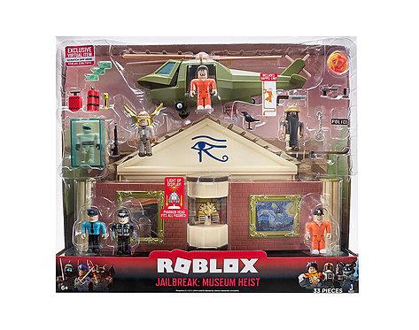 Roblox Jailbreak: Museum Heist Feature Playset - Набор - Грабеж музея