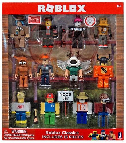 Roblox Series 1 Classics 12 figure pack - Роблокс набор из 12 фигурок 1 серии.
