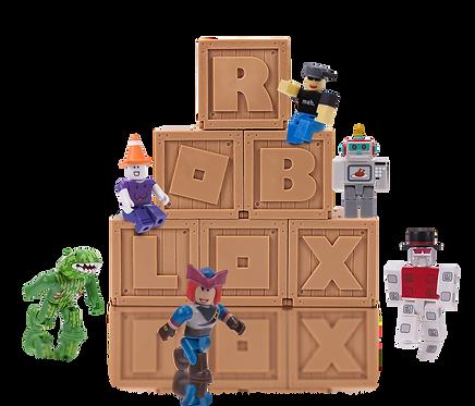 Набор из 6 коробочек (без совпадений). Серия2