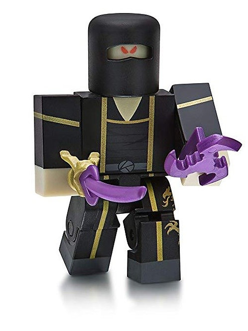 Roblox - Mad Games: Ninja Assassin: Yin Clan Master - Мини-набор.