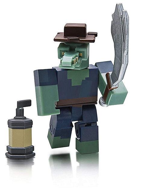 ROBLOX - Fantastic Frontier: Croc - мини-набор -Фантастический стражник Крок