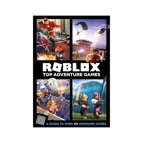Книга ROBLOX Top adventure Games - Лучшие игры приключения
