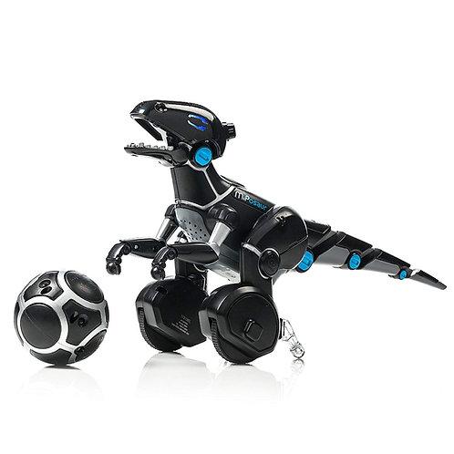 Робот динозавр WowWee MiPosaur чёрный