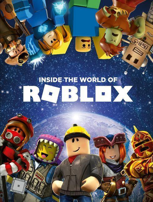 Книга Inside the World of ROBLOX - внутренний мир Роблокс