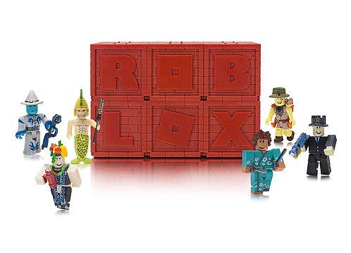 Набор из 6 коробочек (без совпадений). Серия 4