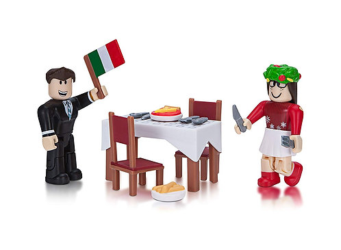 Soro's Fine Italian Dining - Набор Roblox Итальянский ужин.