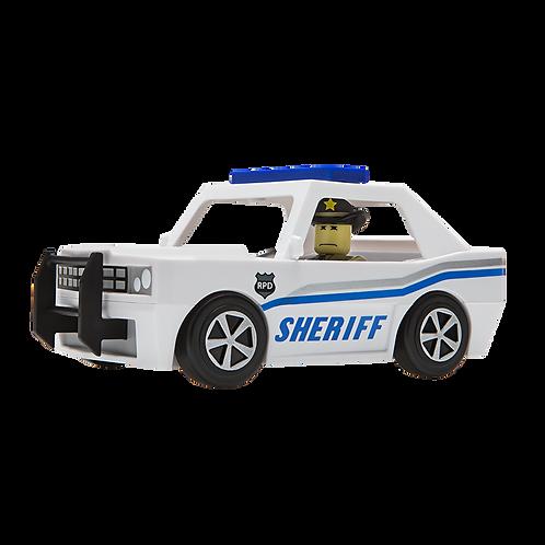 Neighborhood of Robloxia Patrol Car - Набор - Шериф на машине