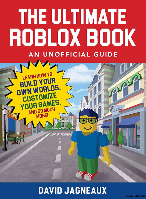 Книга ROBLOX - Неофициальный гид мира РОБЛОКС
