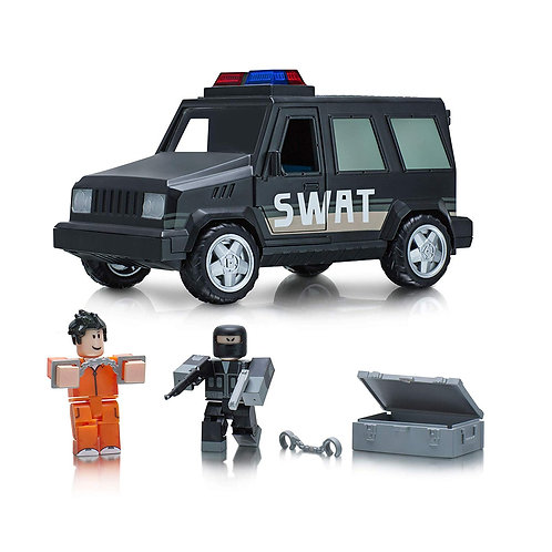 ROBLOX Jailbreak: SWAT Unit Deluxe Vehicle - набор - Побег из тюрьмы