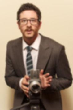A self portrait of Andy DelGiudice