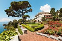 Bodrum villa bahçesi, Site bahçesi düzenleme