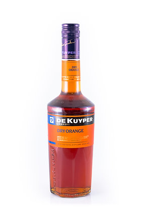 Dry Orange liqueur De Kuyper