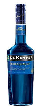 Blue Curaçao liqueur De Kuyper