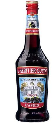 Crème de Cassis Dijon L'héritier Guyot