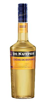 Crème de bananes liqueur De Kuyper