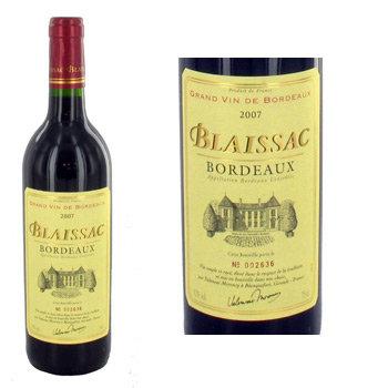 Blaissac Bordeaux rouge