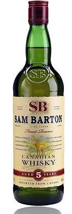 Sam Barton 5 ans d'âge