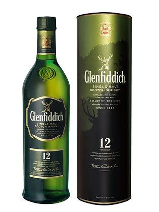 Glenfiddich 12 ans d'âge