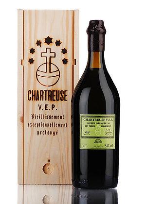 Chartreuse VEP 100cl  Les Pères Chartreux