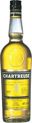 Chartreuse Jaune Les Pères Chartreux