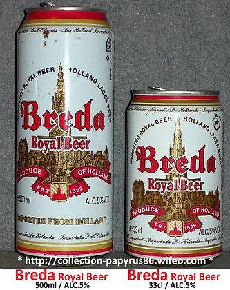 Breda royal 50cl