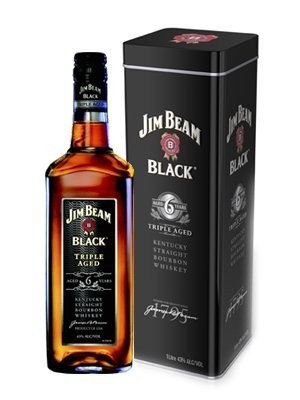 Jim Beam Triple aged