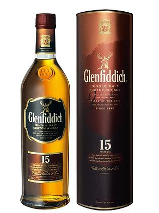 Glenfiddich 15 ans d'âge