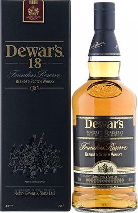 Dewar's 18  ans d'âge