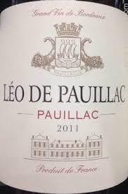 Léo de Pauillac 2013
