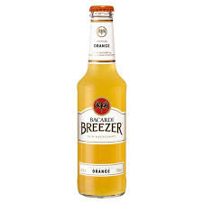Breezer orange bacardi