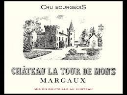 Chateau La tour de Mons 2011