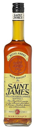 Saint James rhum brun
